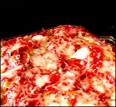 Baked Spaghettis 2