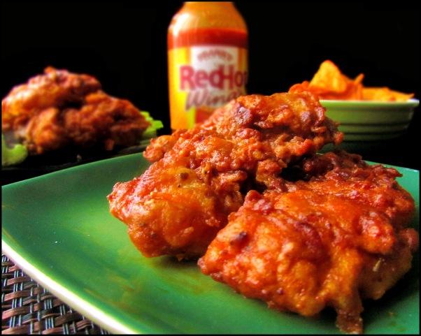 Buffalo Chicken Tenders5