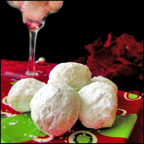 Snowball Cookies1