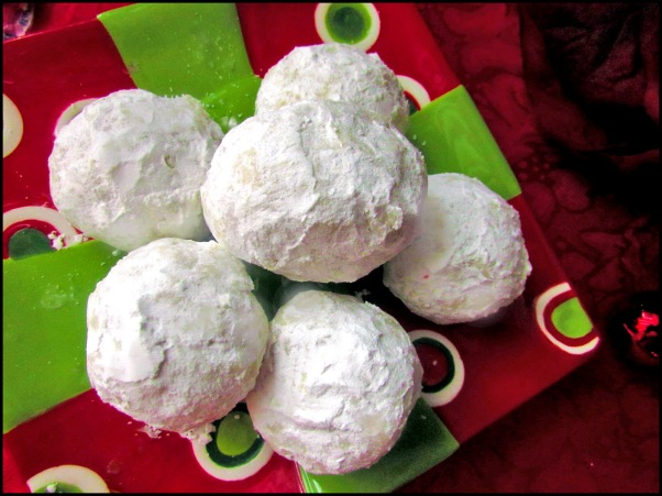 Snowball Cookies2