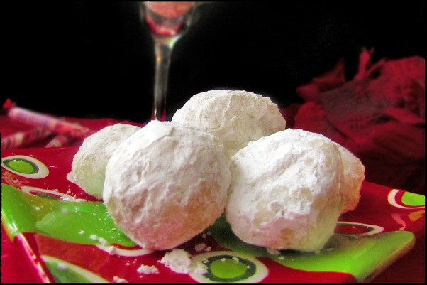 Snowball Cookies3