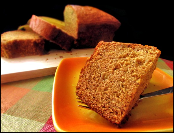 Orange Banana Bread1