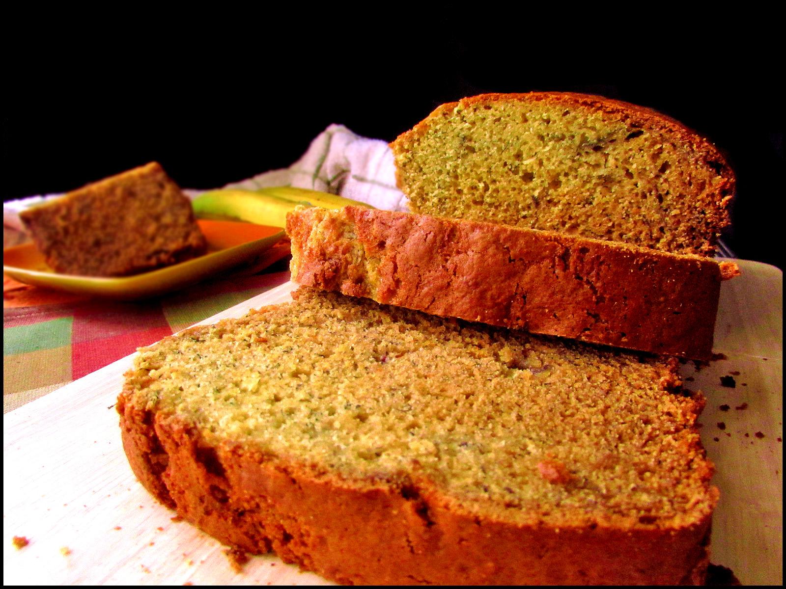 Orange Spice Banana Bread