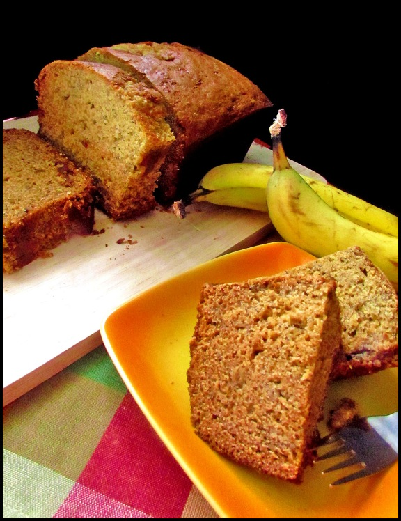 Orange Banana Bread4