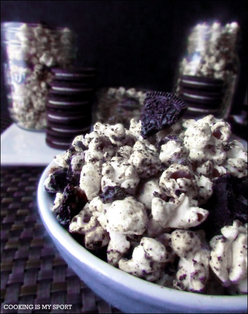 Cookies and Cream Popcorn3Tagged