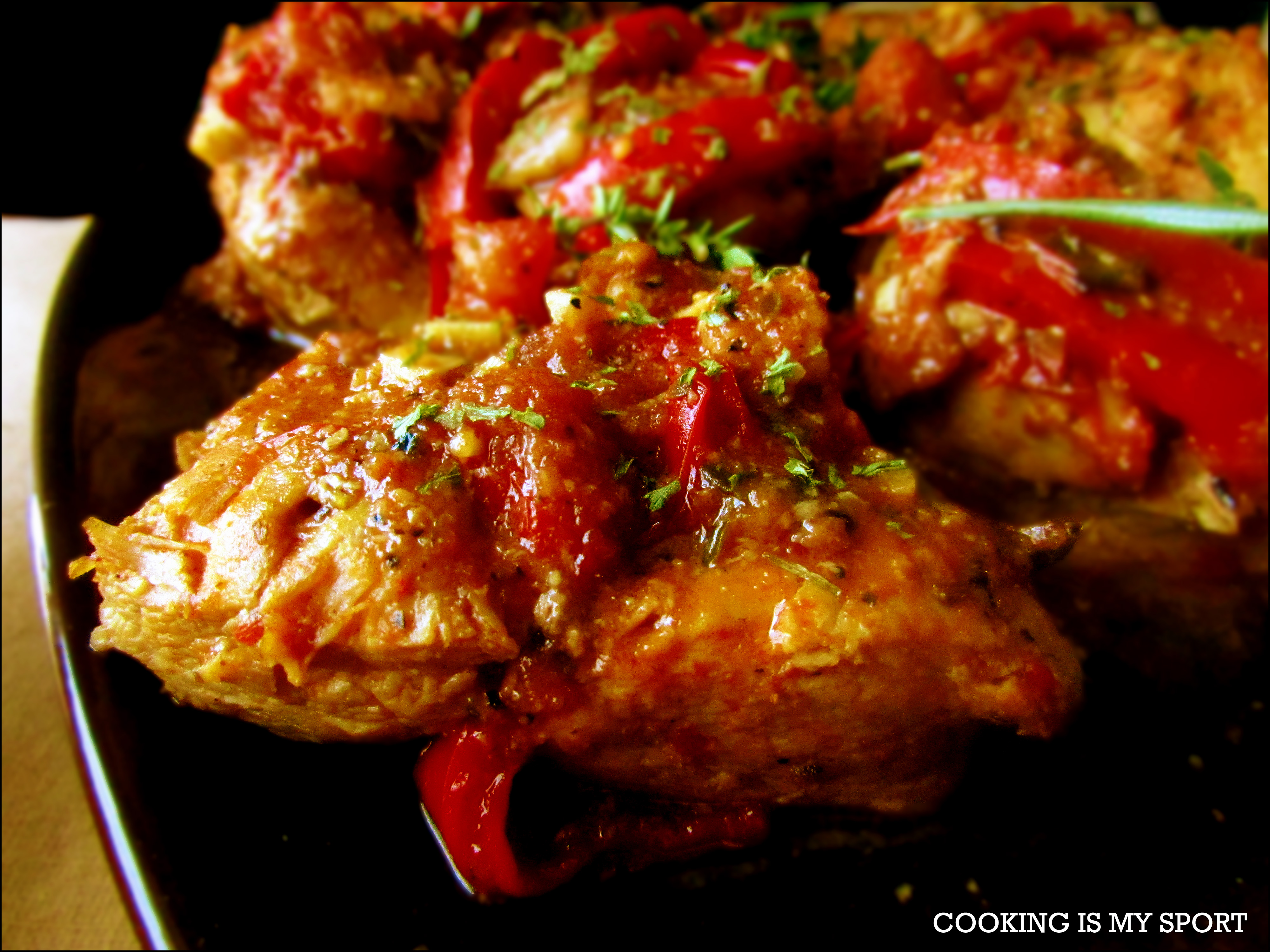 Quick and easy cooking is my sport roman chicken4tagged forumfinder Gallery