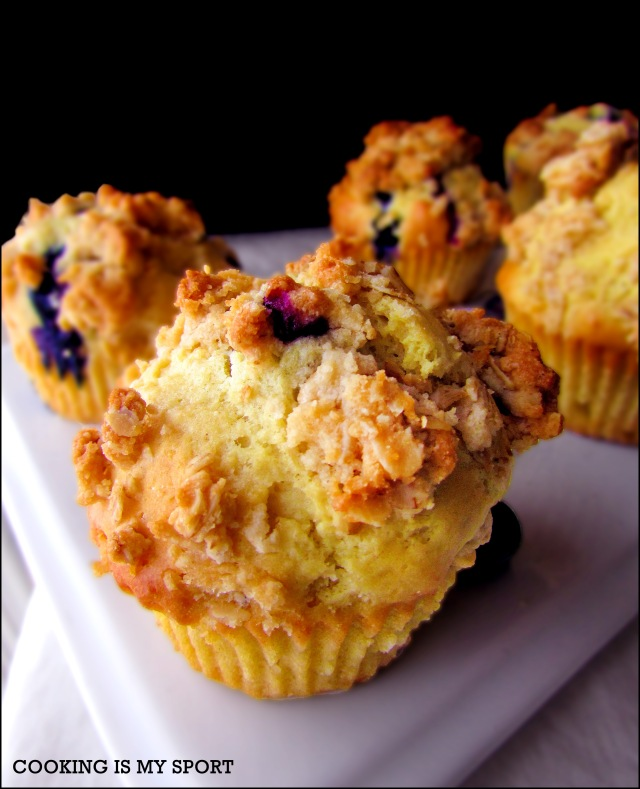 Blueberry Muffins5TAGGED