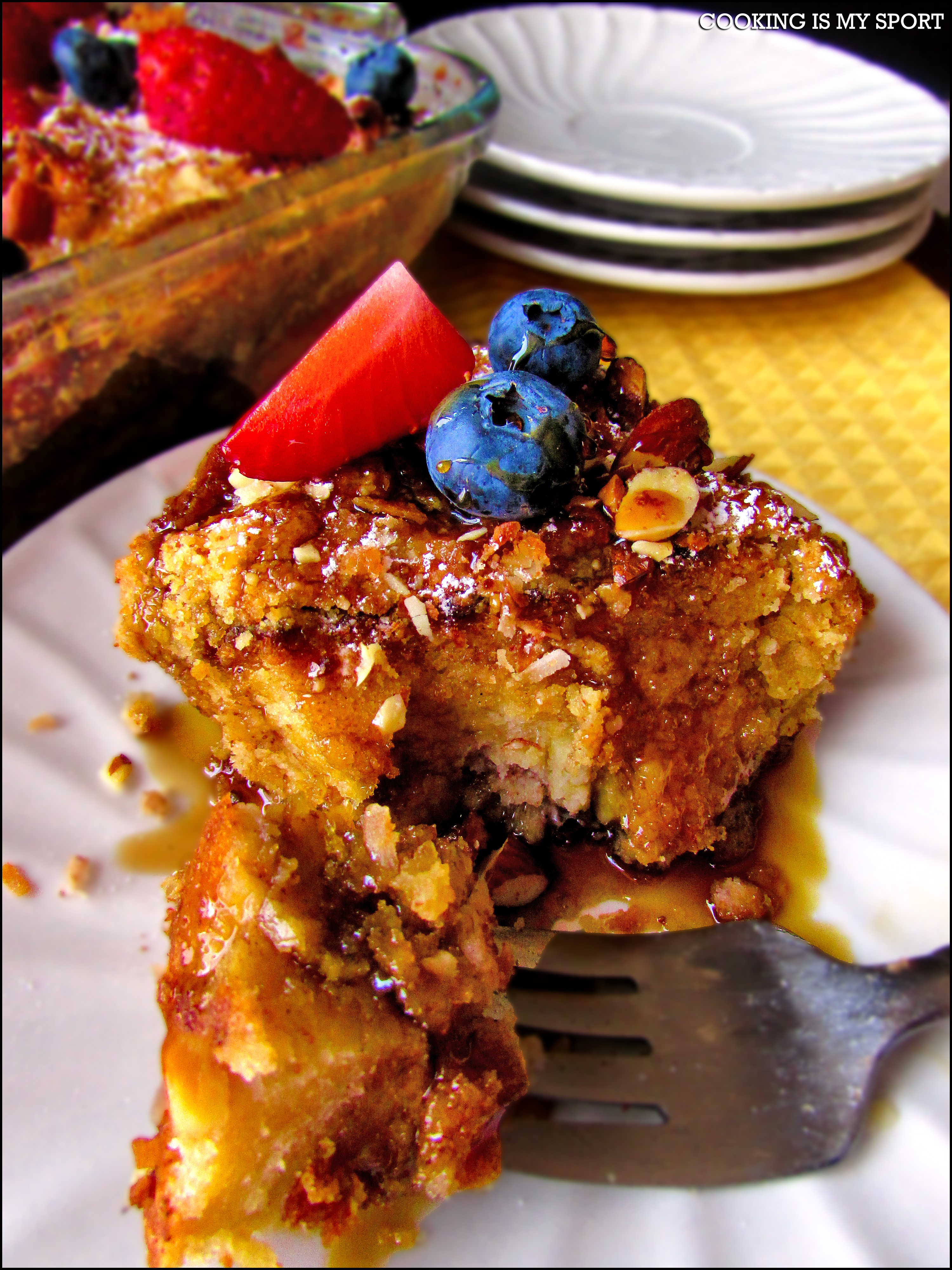 French Toast Bake2TAGGED
