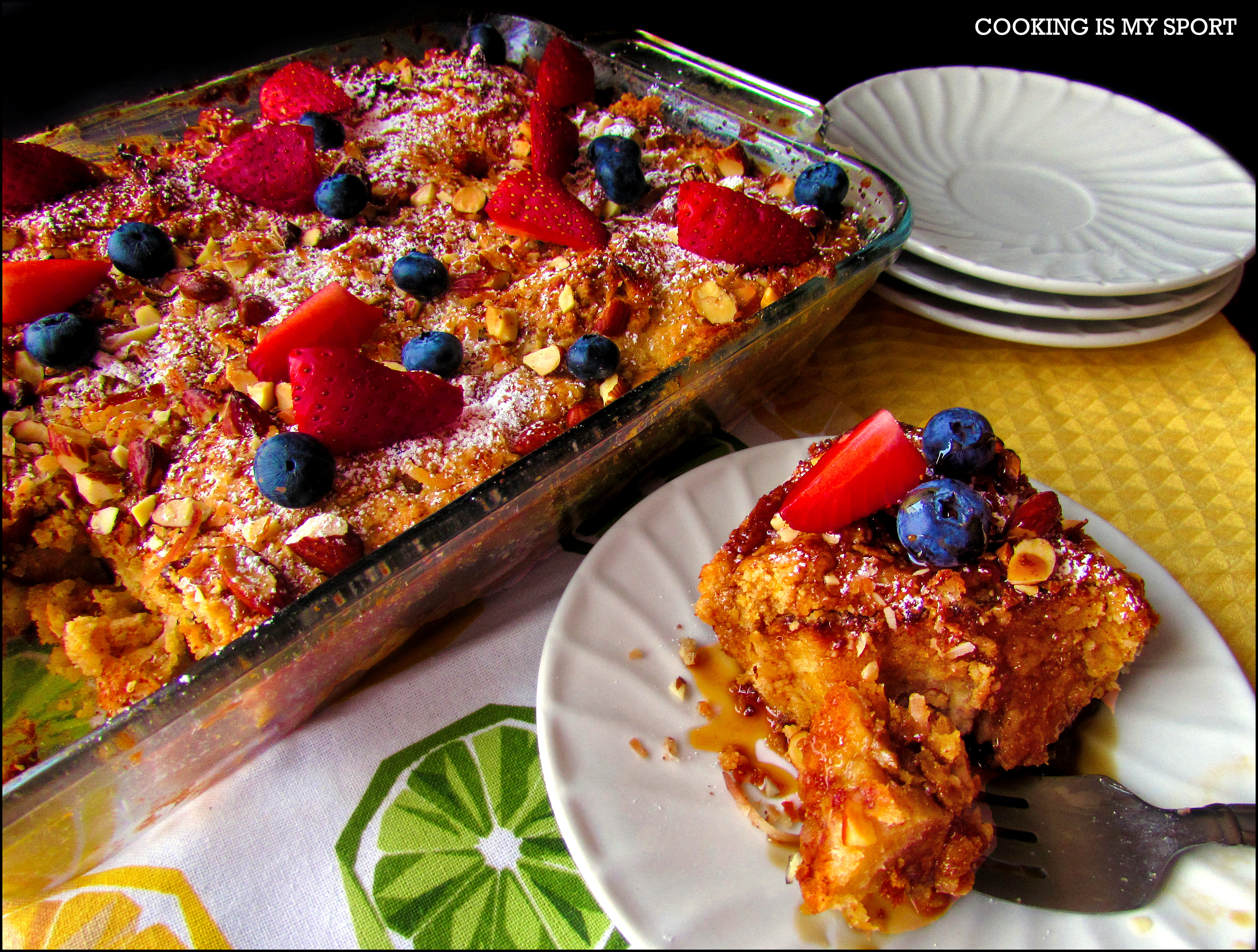 French Toast Bake4TAGGED