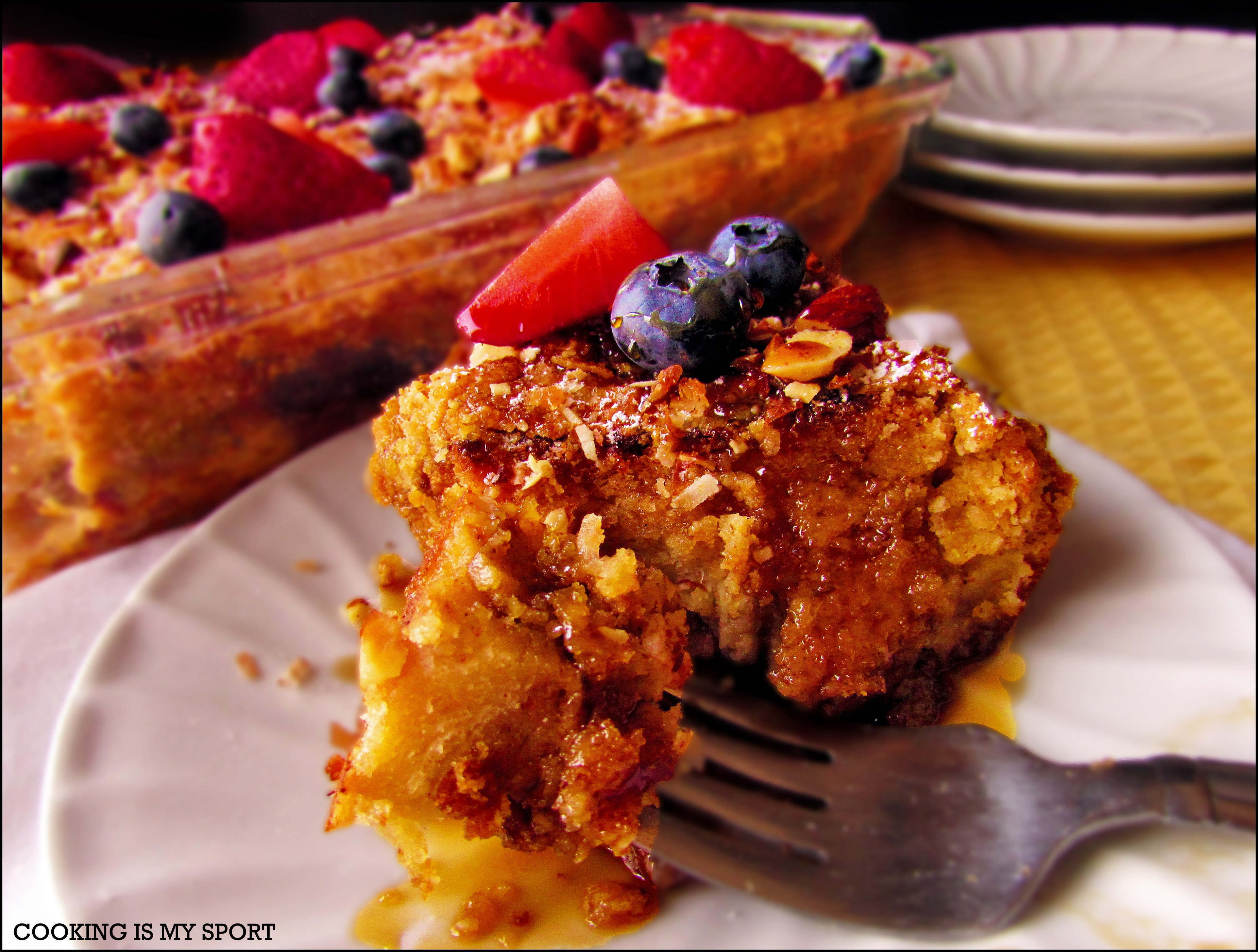 French Toast Bake5TAGGED