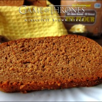 Winterfell Brown Bread