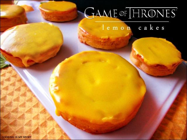 Lemon Cakes 3