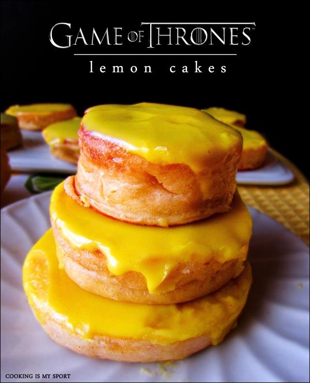 Lemon Cakes 4