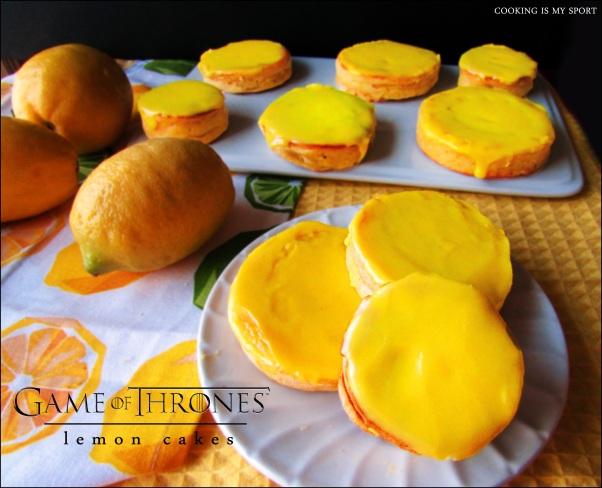 Lemon Cakes 5