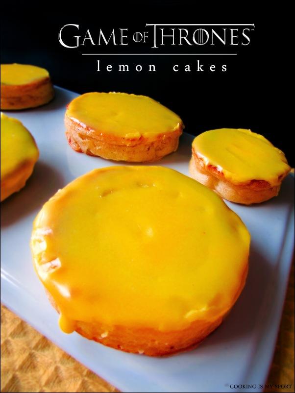 Lemon Cakes 6