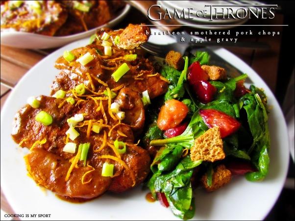 Smothered Pork Chops1