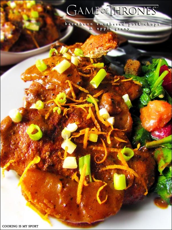 Smothered Pork Chops3
