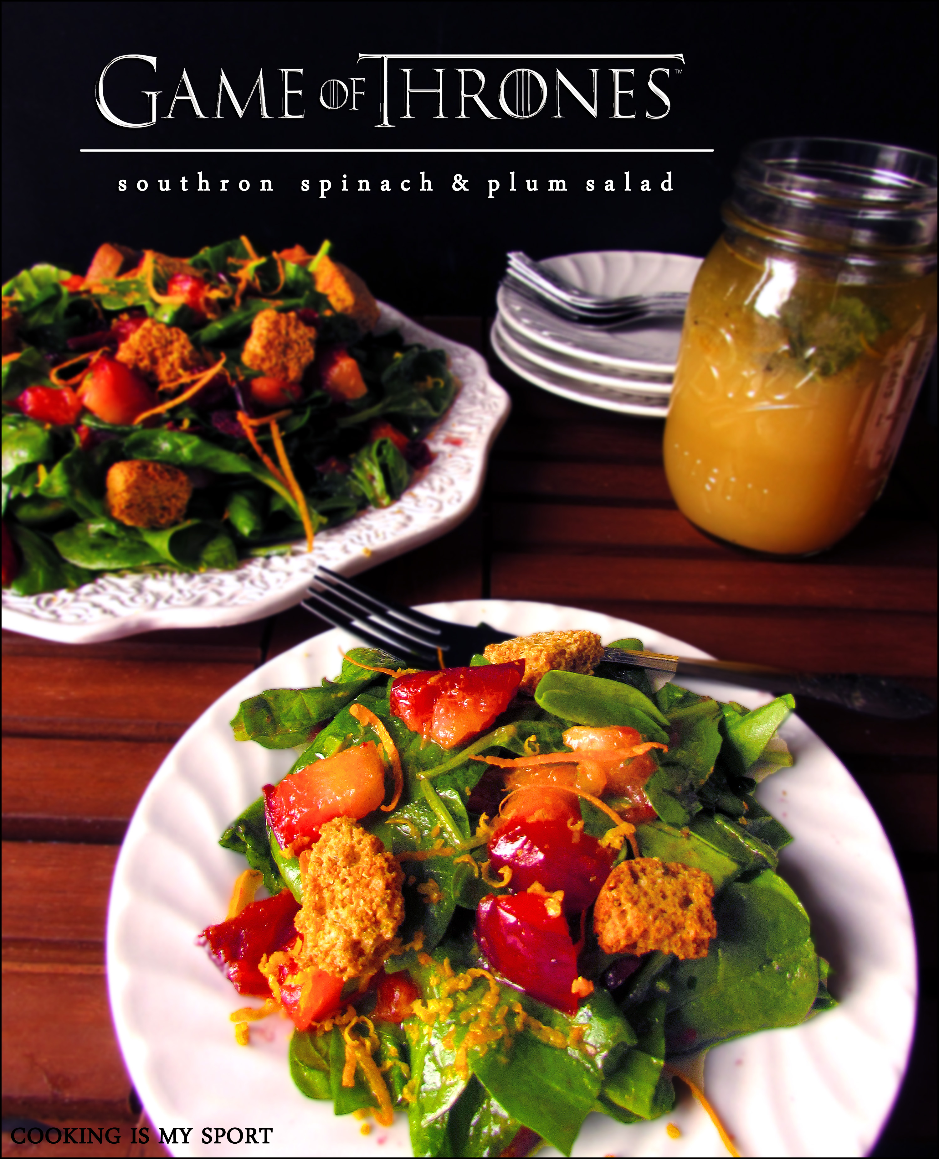 Spinach Salad3