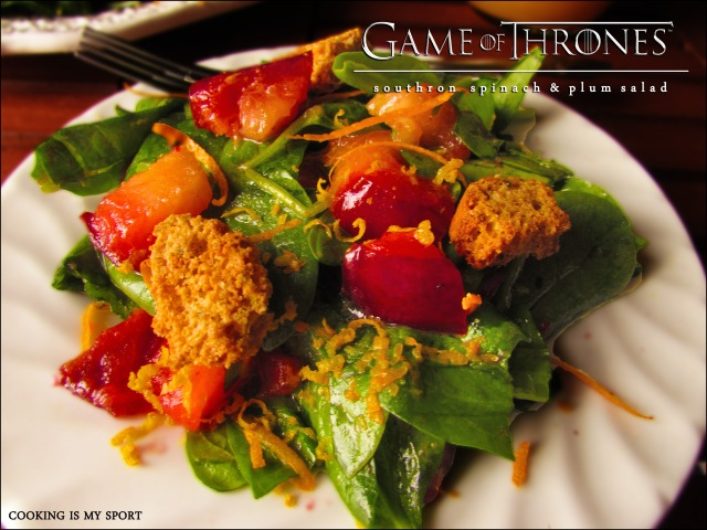 Spinach Salad4