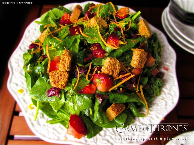 Spinach Salad5