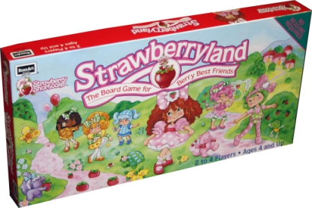 Strawberry land