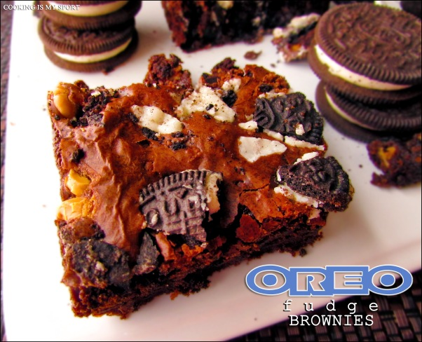 Oreo Brownies2