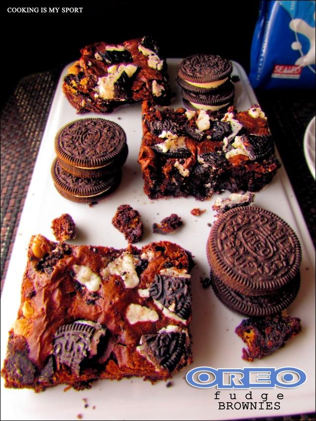 Oreo Brownies4