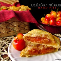 Rainier Cherry Hand Pies