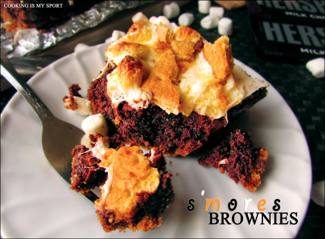 Smores Brownies1