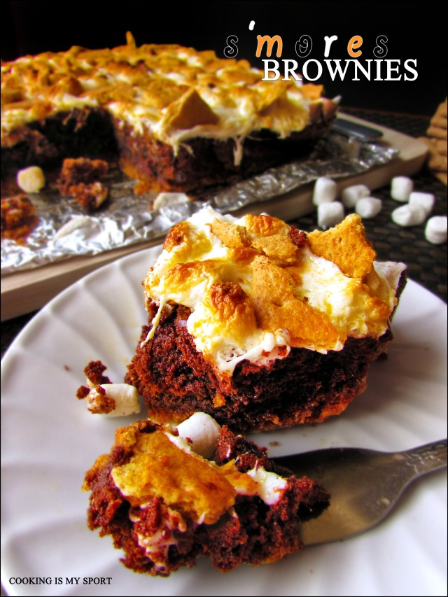 Smores Brownies3