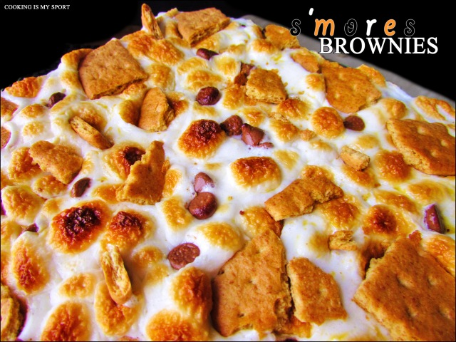 Smores Brownies6