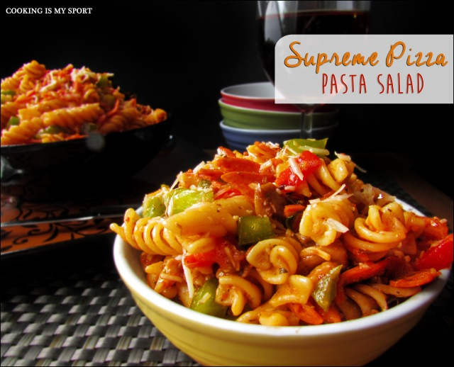 Pizza Pasta Salad1