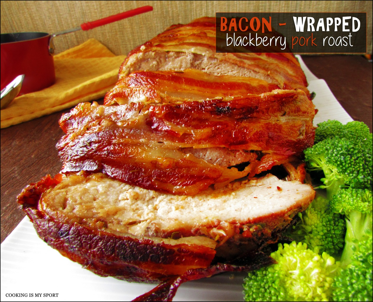 Bacon Pork Roast2