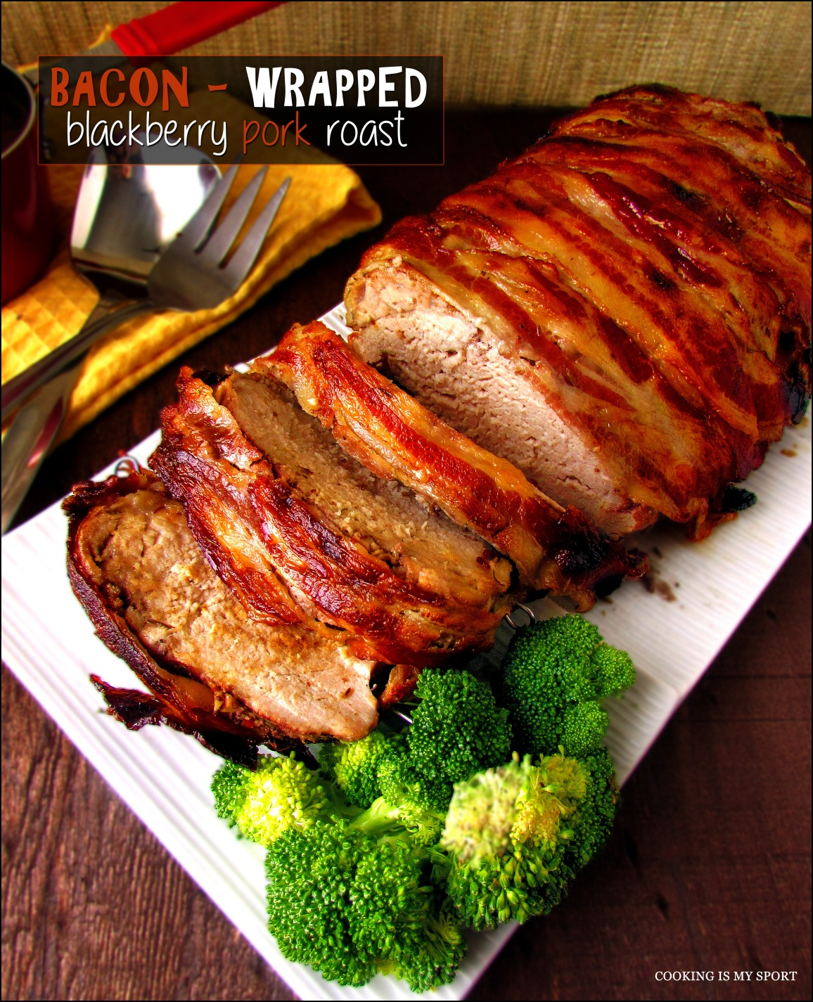 Bacon Pork Roast3