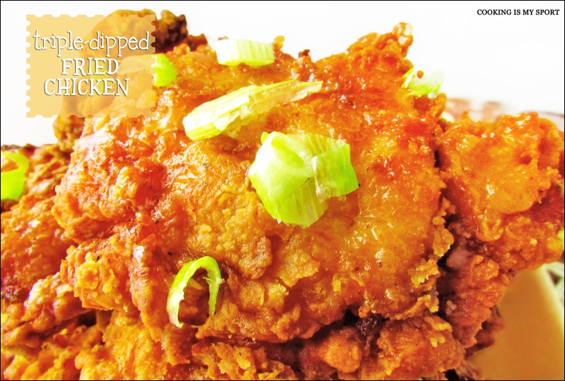 Triple Dip Fried Chicken2