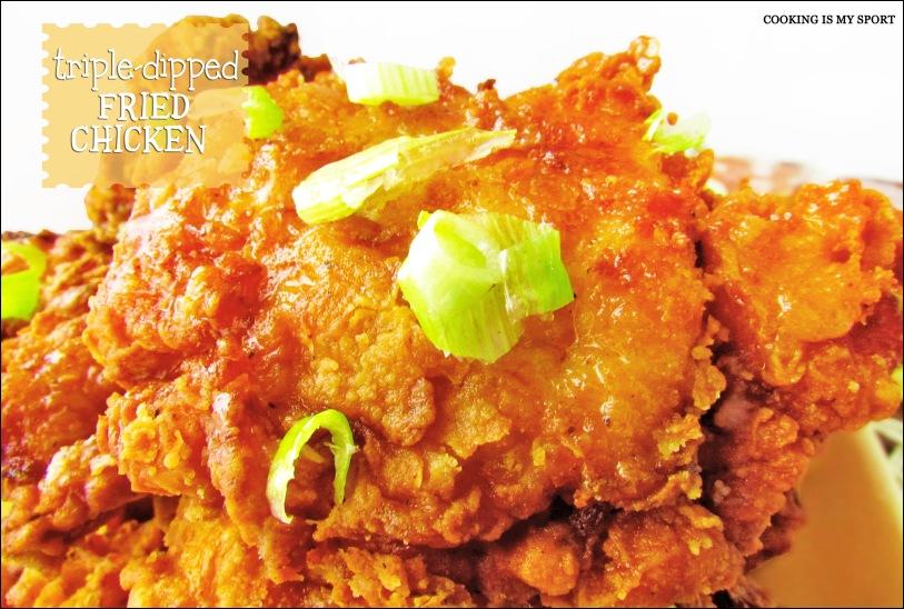 Triple Dip Fried Chicken2