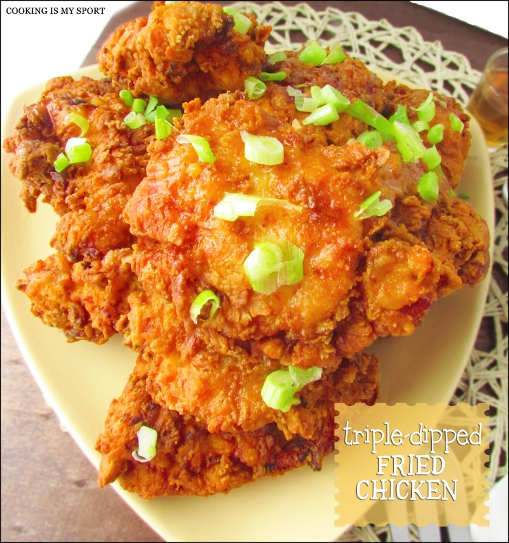Triple Dip Fried Chicken3