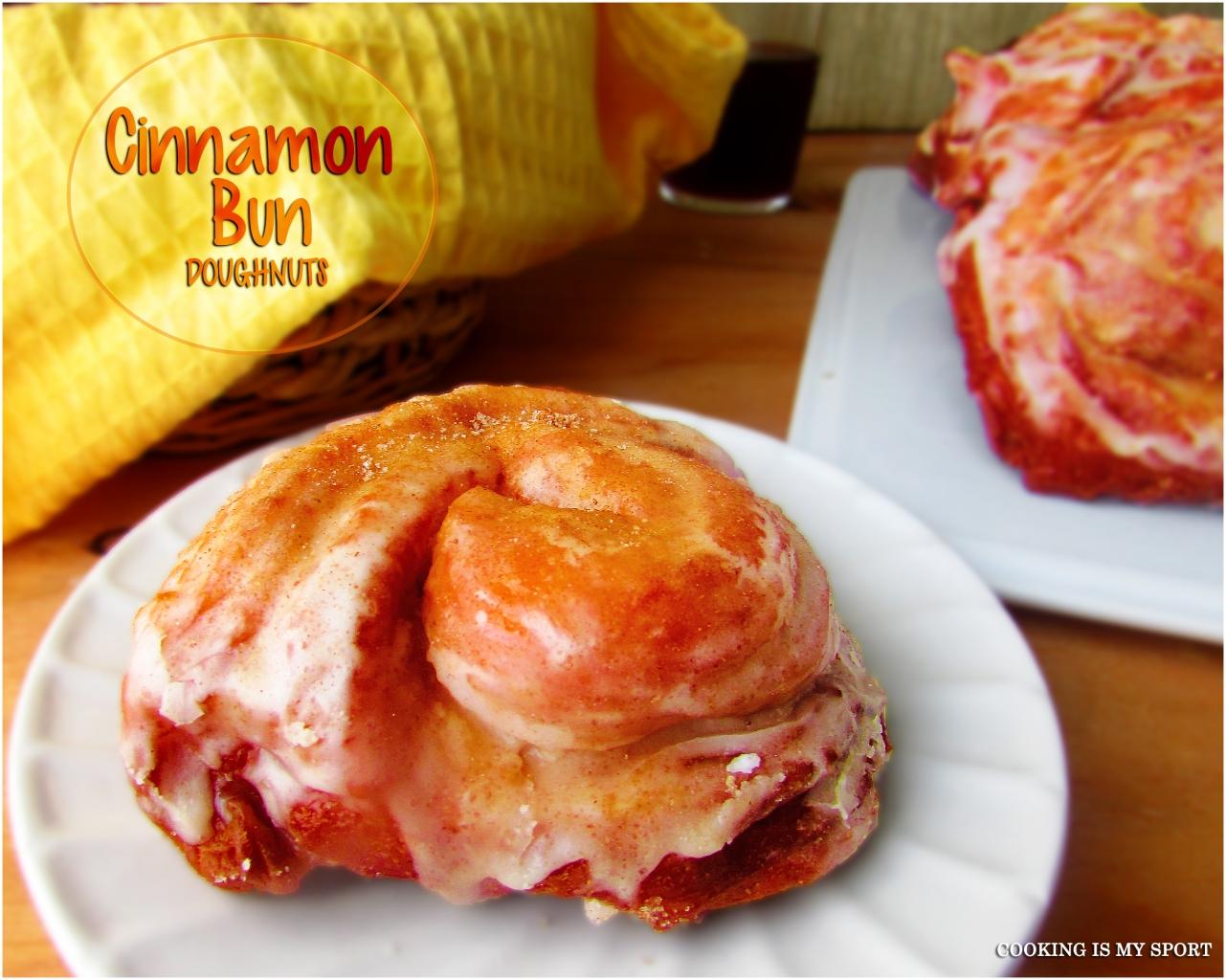 Cinnamon Bun Doughnuts1