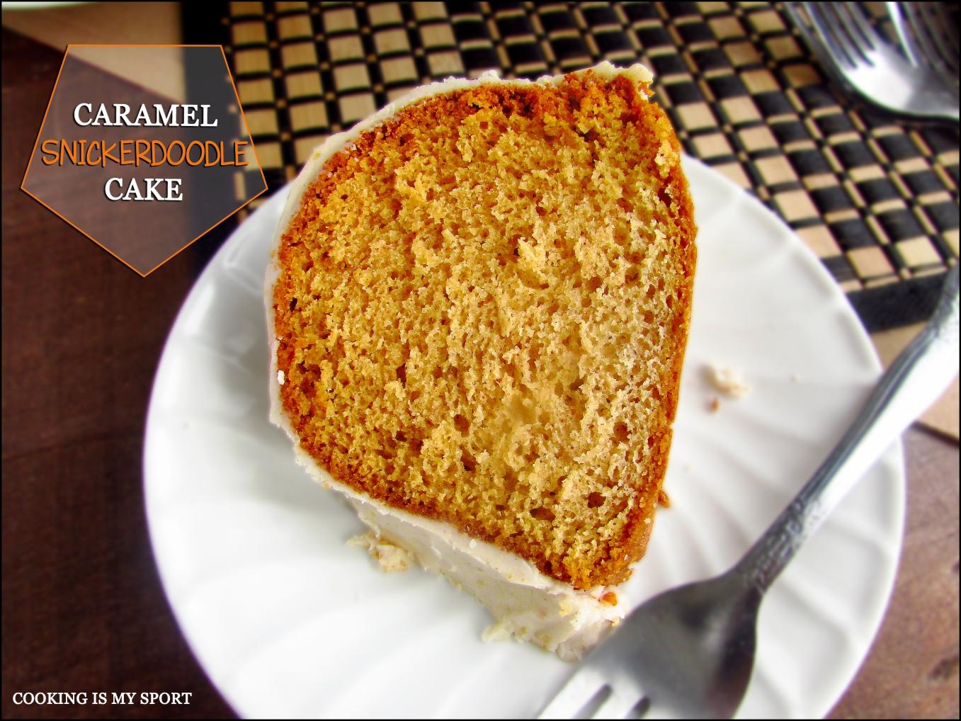 Snickerdoodle Cake1