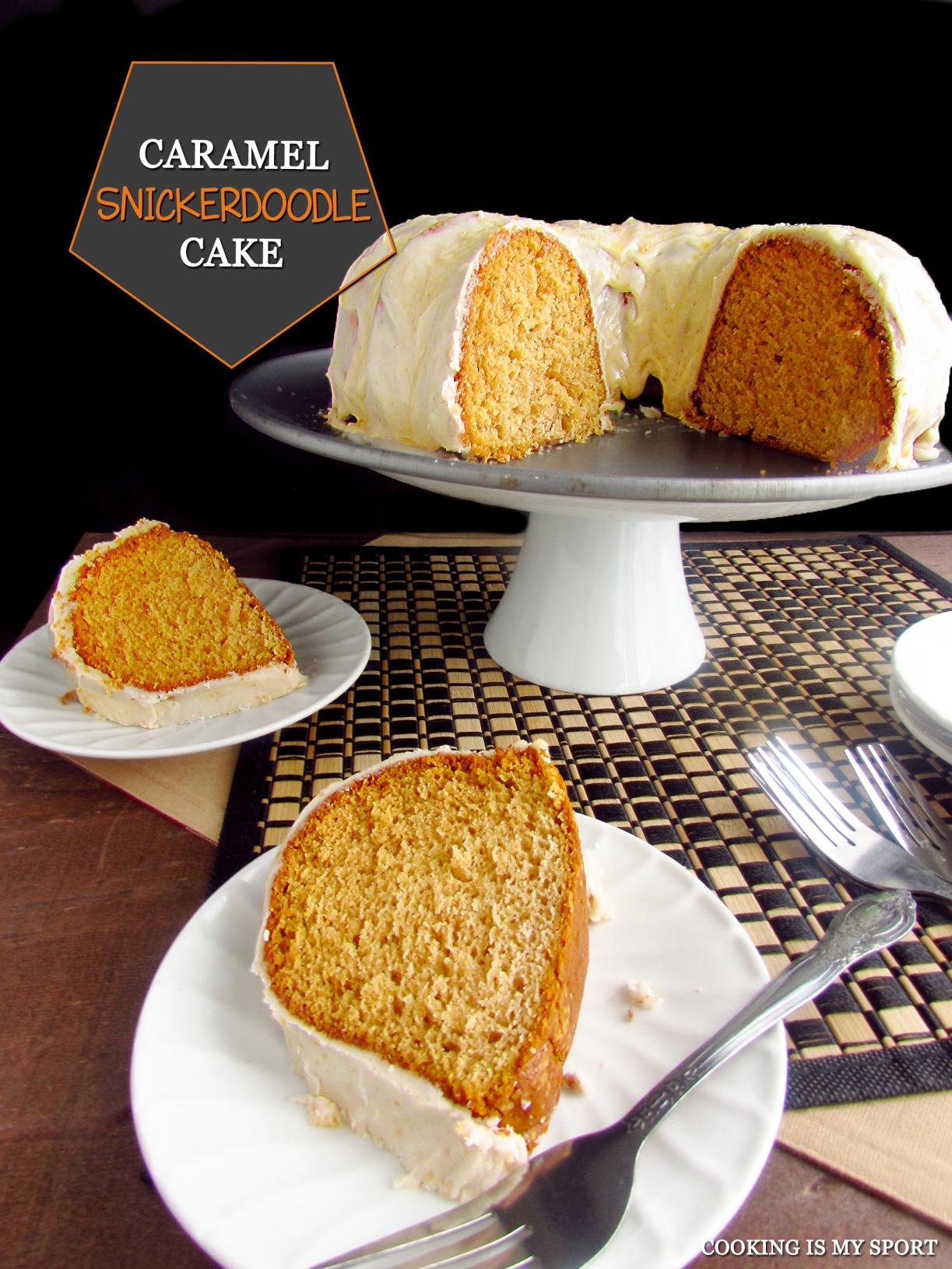 Snickerdoodle Cake4