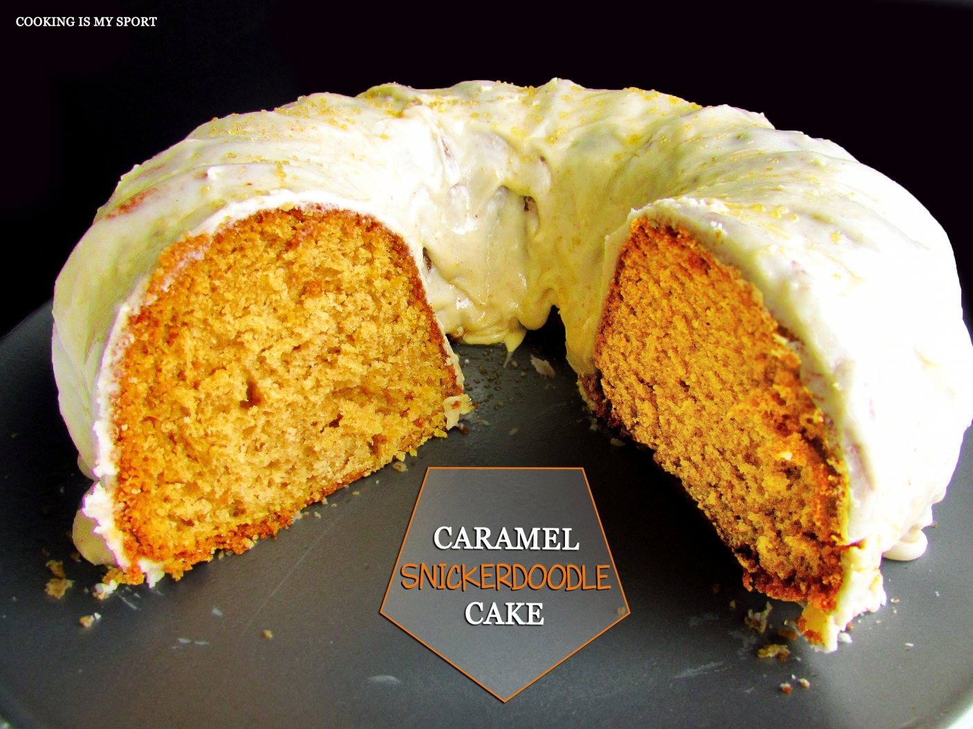 Snickerdoodle Cake5