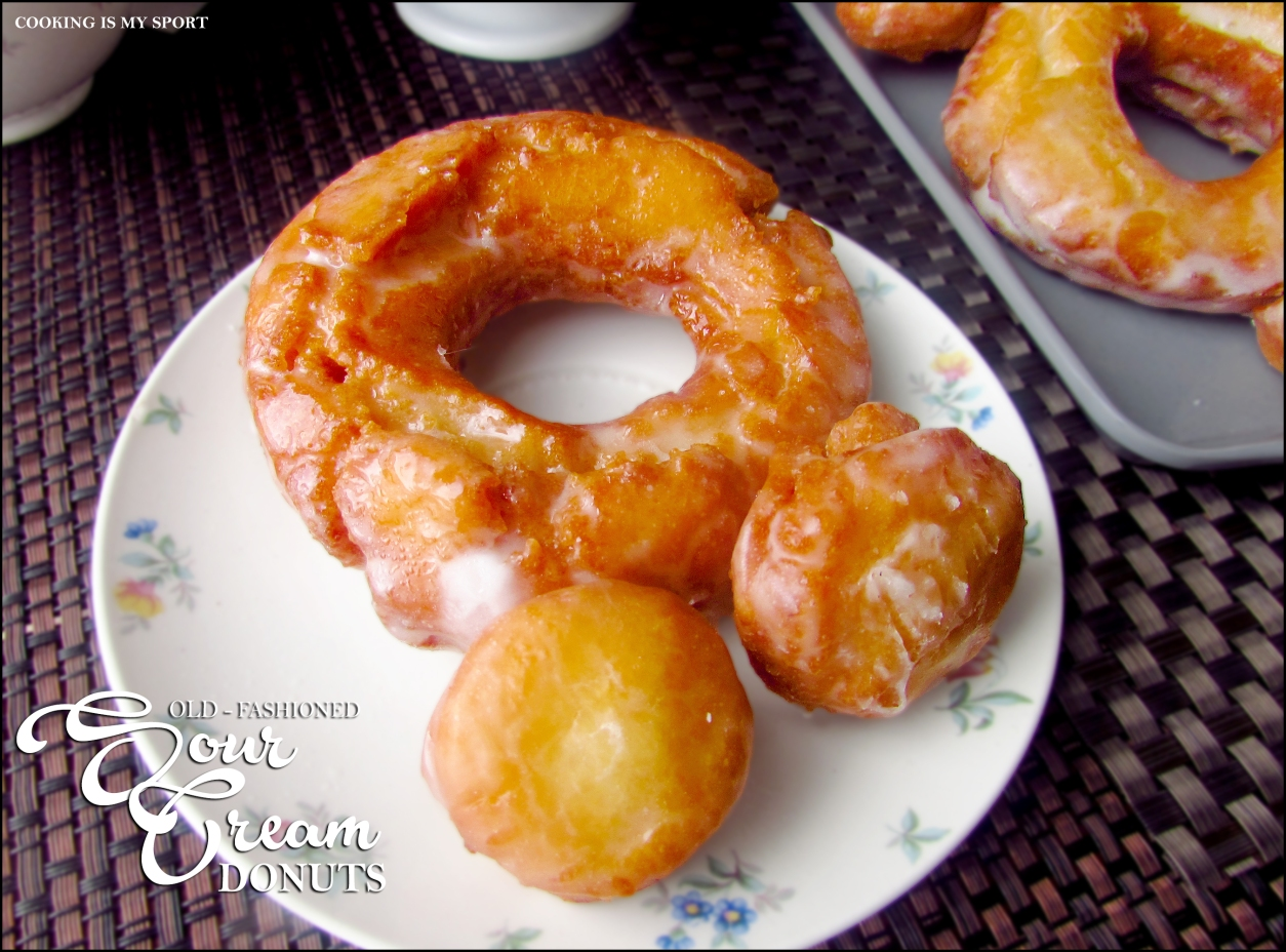 Sour Cream Donuts4
