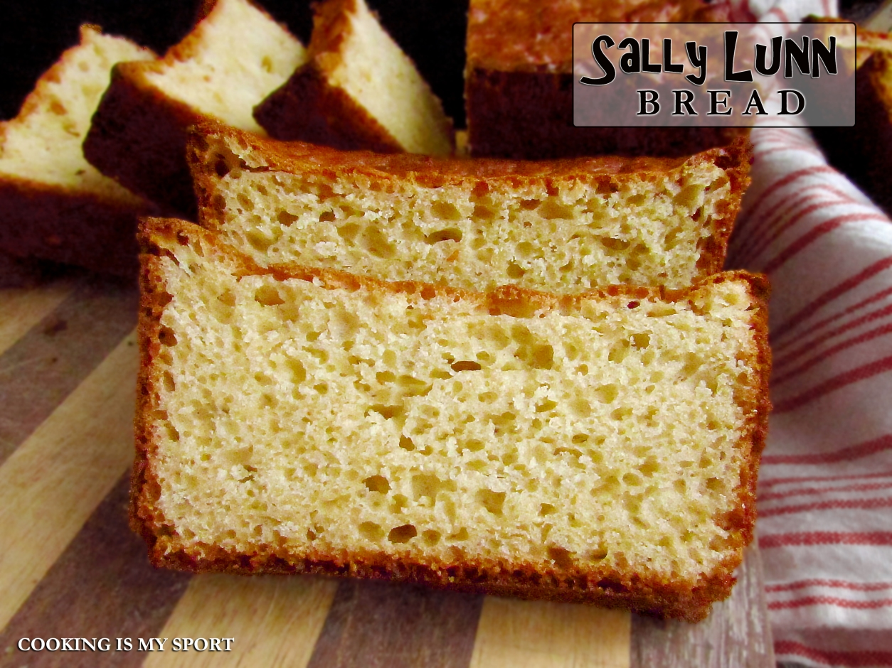 Sally Lunn Bread1