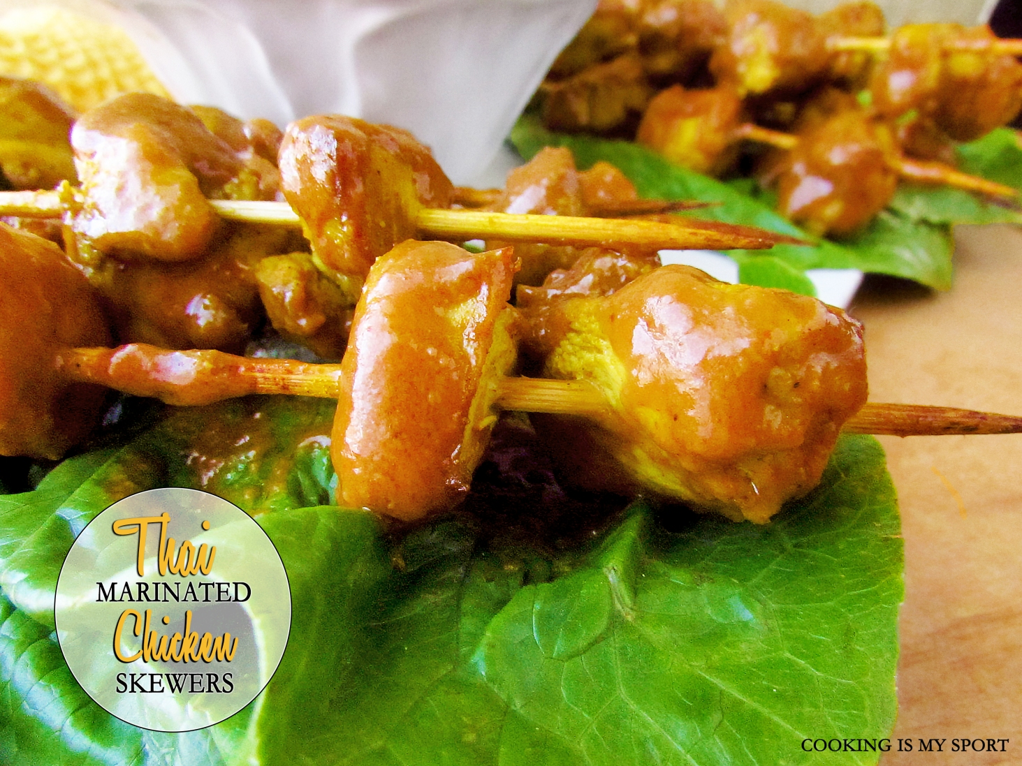 Thai Chicken Skewers3