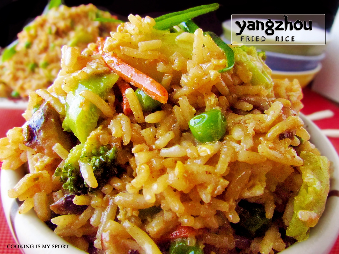 Yangzhou Fried Rice4