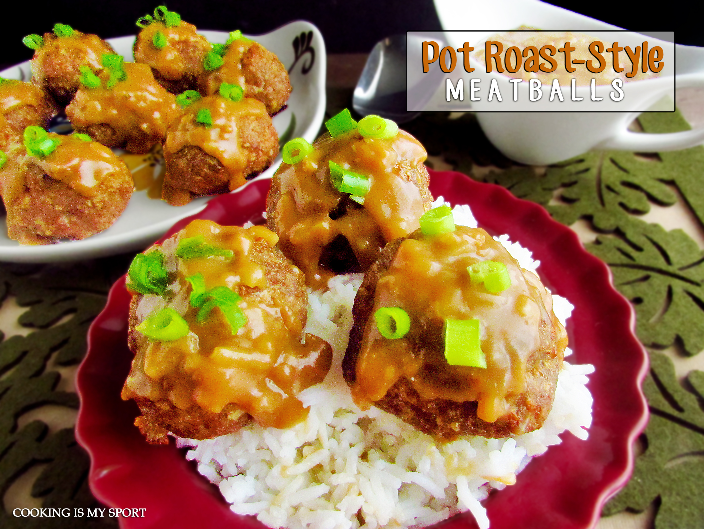Pot Roast Meatballs3