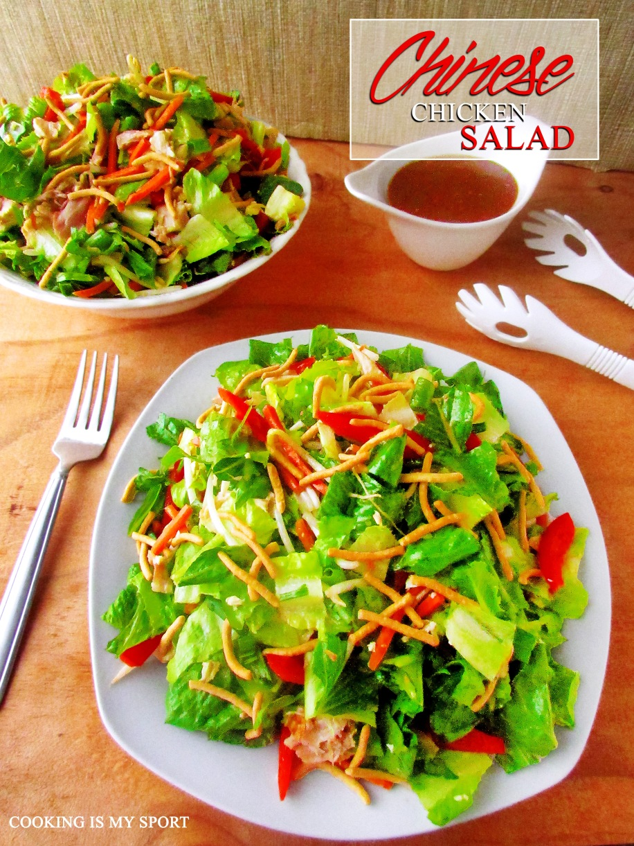 Chinese Chicken Salad1