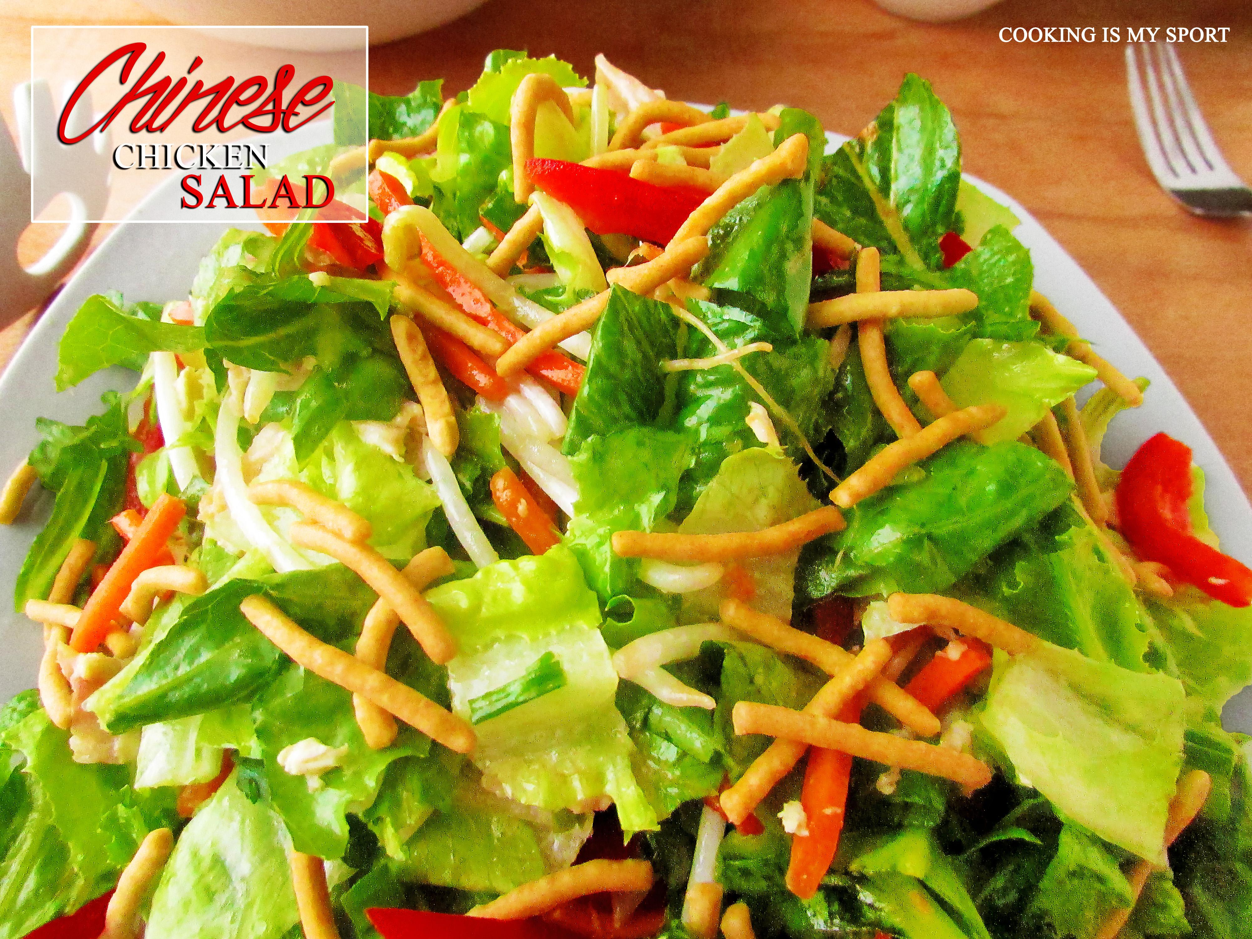 Chinese Chicken Salad2