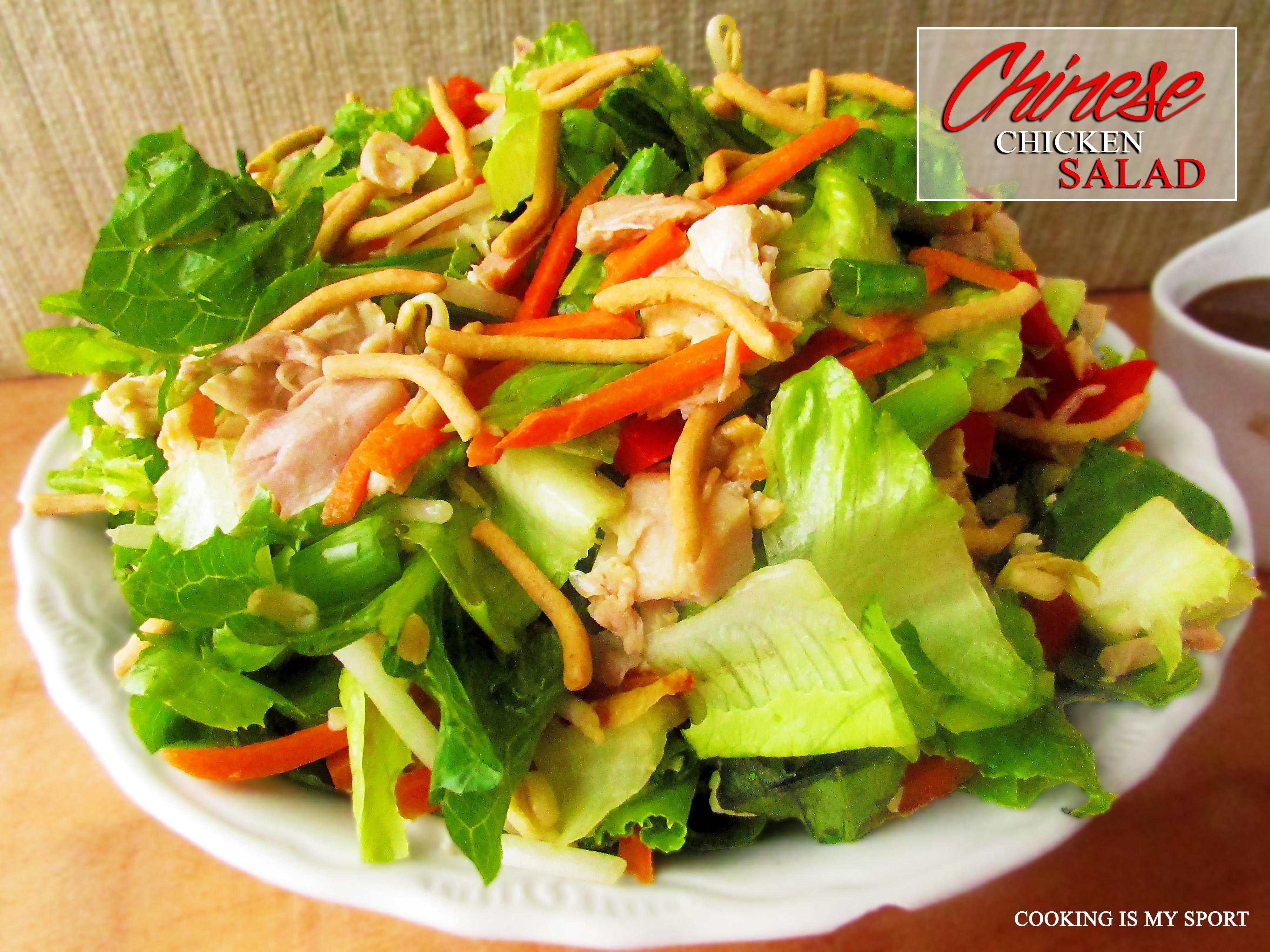 Chinese Chicken Salad3