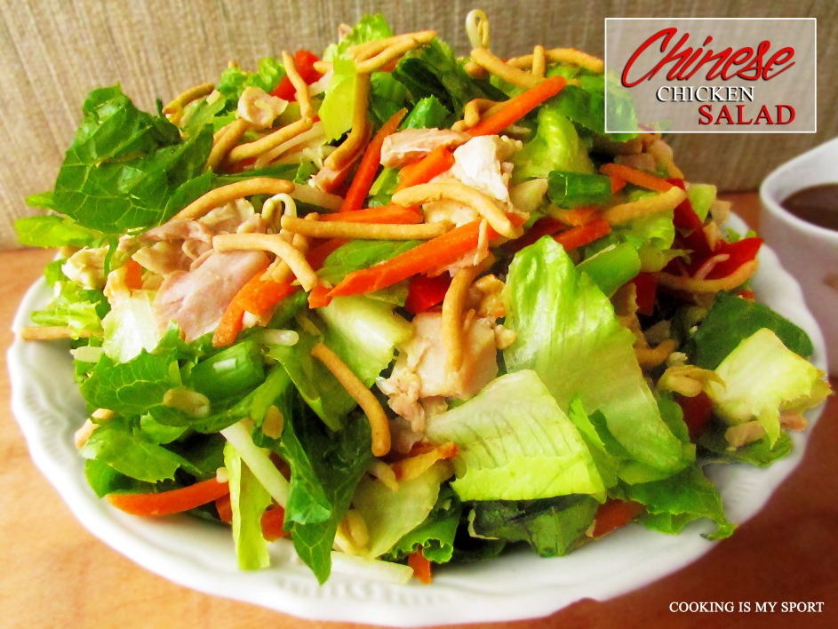 Chinese Chicken Salad3